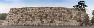 Panorama der Edo Castle