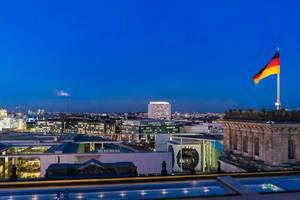 Panorama von Berlin