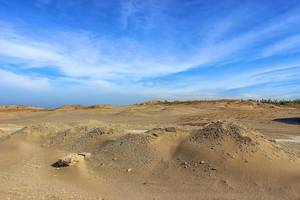 Paoay sand dunes