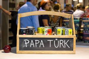 Papa Türk: Getränk gegen Mundgeruch