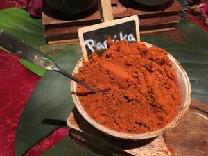 Paprika-Gewürz