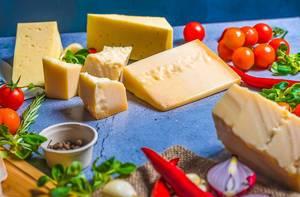 Parmezan Cheese Asorti (Flip 2019)
