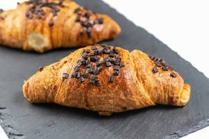 Pastry Croisant with Chocolate Crumbs on the top (Flip 2019)