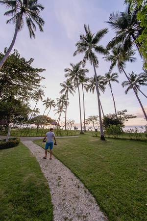 Pathwalk at Punta Bulata Resort