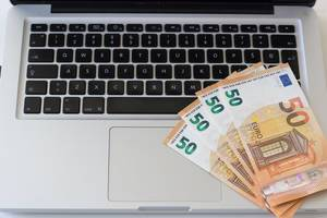 Pay online in Euro