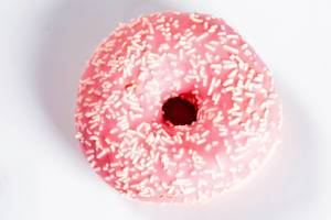 Pink glazed doughnuts  Flip 2019