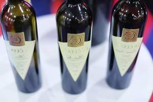 Pinot Noir, Romanian wine at GoodWine Wine Fair (Flip 2019)