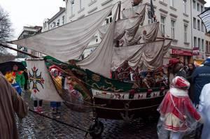 Piratenschiff Santa-Colonia