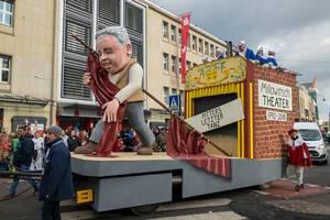 Pitters letzter Tanz - Kölner Karneval 2018