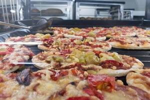 Pizza Diavolo bei LIDL