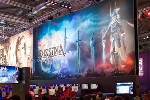Plakat von Dissidia Final Fantasy NT