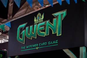 Plakat von Gwent The Witcher Card Game