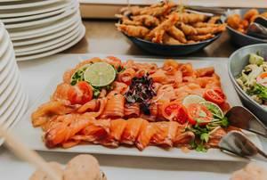 Plate Of Fresh Salmon.jpg