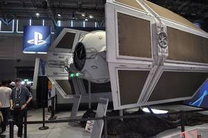Playstation: Star Wars Tie Fighter
