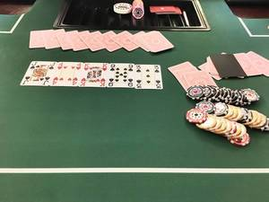 Pokern All In No Limit am River