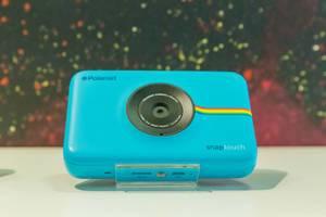 Polaroid-Sofortbildkamera: snap touch camera and printer