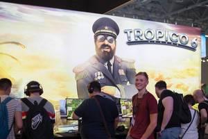Politik im Spiel bei Tropico 6