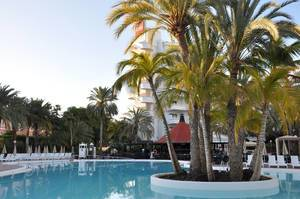 Pools in Riu Papaya, Gran Canaria