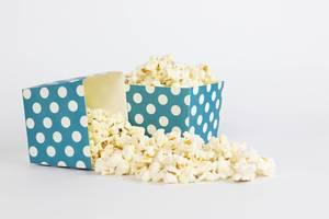 Popcorn Schachtel