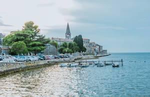 Poreč, Kroatien