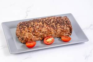 Pork and Chicken Meat Loaf with Cumin and Tomatoes