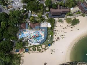 Port of Lost Wonder Waterpark in Singapore