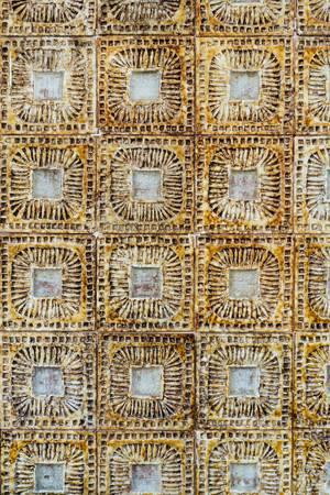 Portuguese tile pattern