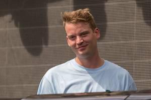 Potrait des kanadischen DJ Conro am Tomorrowland Festival 2019