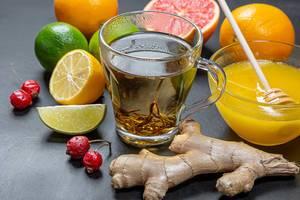 Produkte und Tee zum stärken des Immunsystems