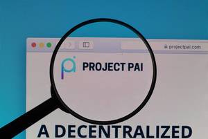 Project PAI logo under magnifying glass