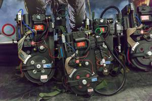 Proton Packs aus Ghostbusters