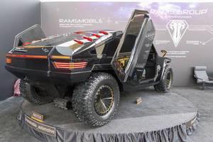Protos RM-X2 Ramsmobile by Rams Group: SUV-Coupé - Coupé