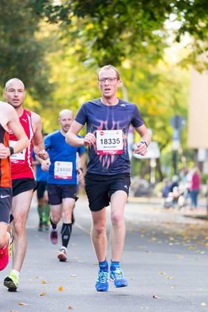 Pütz Torsten, Schlägel Alexander - Köln Marathon 2017