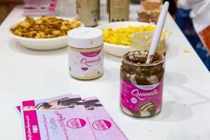 Queenella, Nutella-Ersatz ohne Zucker