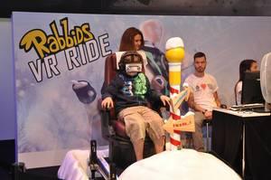 Rabbids VR Ride