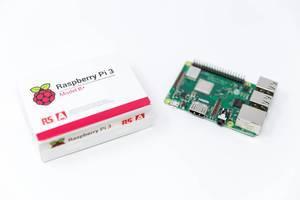 Raspberry Pi 3 - Einplatinencomputer in Kreditkartenformat