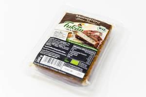 Räuchertofu Sesam-Mandel von Tukan. Bio & vegan mit Soja aus Deutschland, Österreich und Frankreich