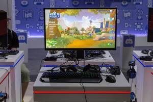 Realm Royal läuft auf einem PC - Gamescom 2018