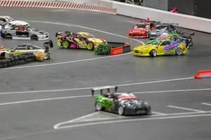 Remote control car racing: DRIFT Cup 2019 at Gamescom