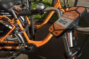 rental bikes by donkey republic