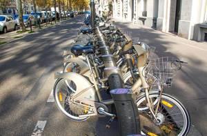 Rental City Bicycles