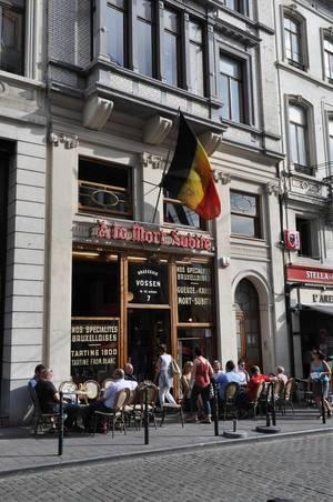 Restaurant À la Mort Subite in Brüssel
