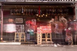 Restaurant at Tsukiji Market