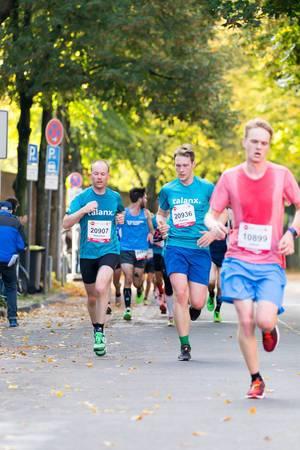Riefe Sebastian, Dasch Thomas, Stobbe Jonas - Köln Marathon 2017