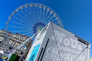 Riesenrad in Marseille