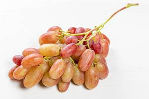 Ripe sweet grapes