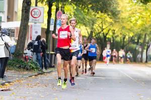 Risko Sebastian, Röthemeyer Marvin - Köln Marathon 2017