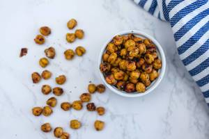 Roasted Chickpeas with Spices  (Flip 2019)