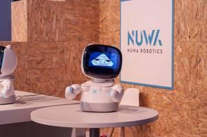 Roboter Danny von Nuwa Robotics