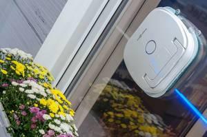 Roboter für Fensterreinigung von WindowMate auf der IFA Berlin 2018